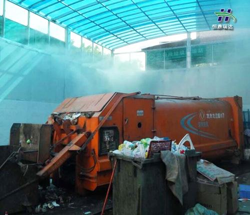 污水处理厂喷雾除臭 可加工定制