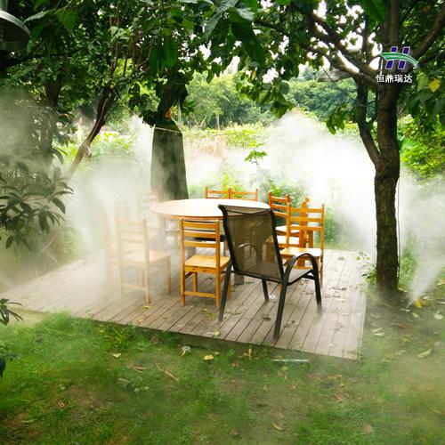 沈阳高压人造雾机 杭州雾森 工艺精良 性能优异