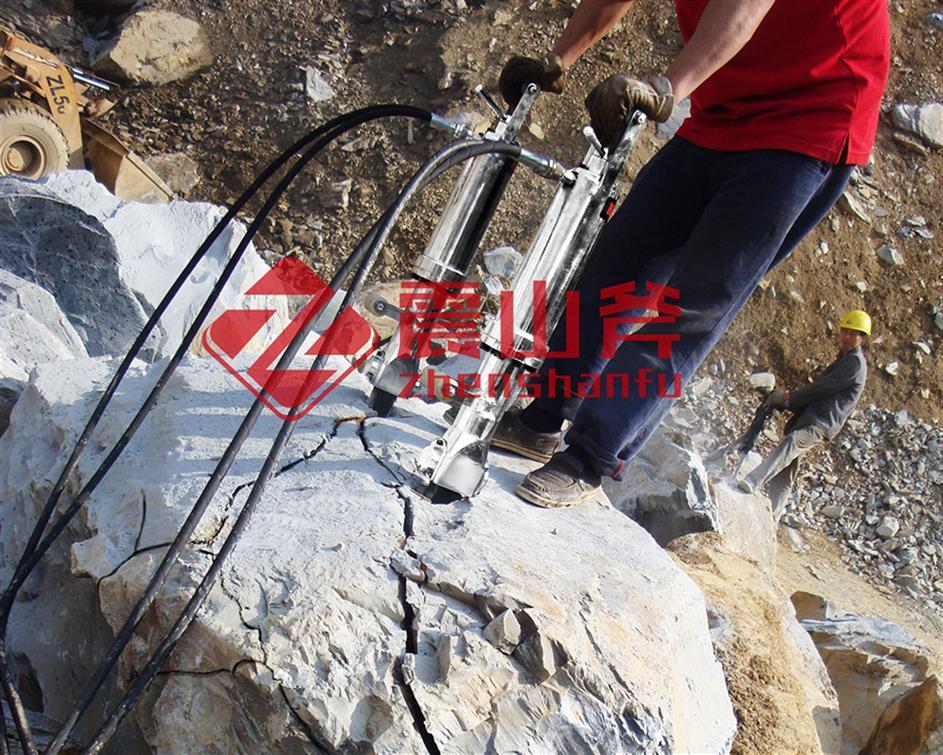劈裂机生产厂家 岩石劈裂器 欢迎前来咨询