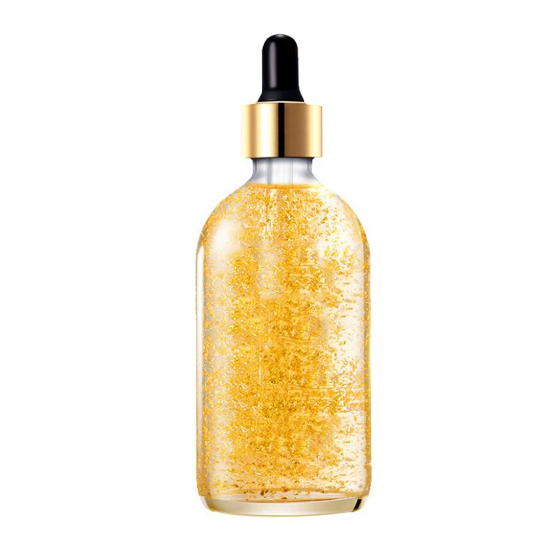 24K金箔精华液加工哪家好 护肤品贴牌 定制生产、水嫩肌肤