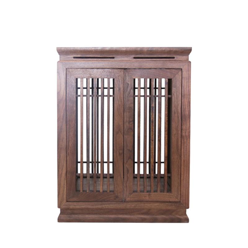 珠海老榆木茶水柜价格 老榆木茶叶柜 工艺精良 性能优异