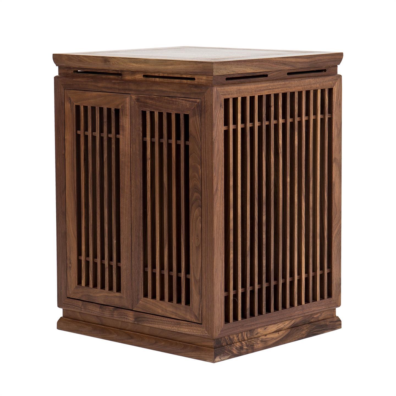 广州老榆木茶水柜厂家 新中式茶叶柜 中式古典家具