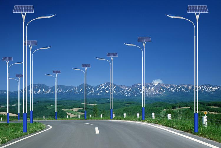 太阳能路灯厂家 智慧路灯 乌鲁木齐智慧路灯公司