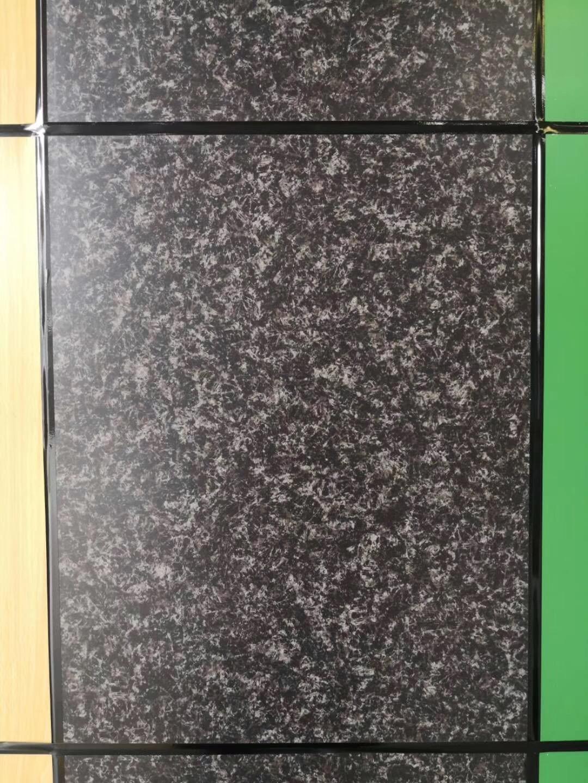 黄金麻彩钢板 剧院颗粒抗刮外墙板 高耐候外墙仿石材铝合金维修