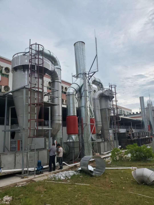 风管制作与安装公司 环保处理厂家 广州风管制作与安装厂家供应