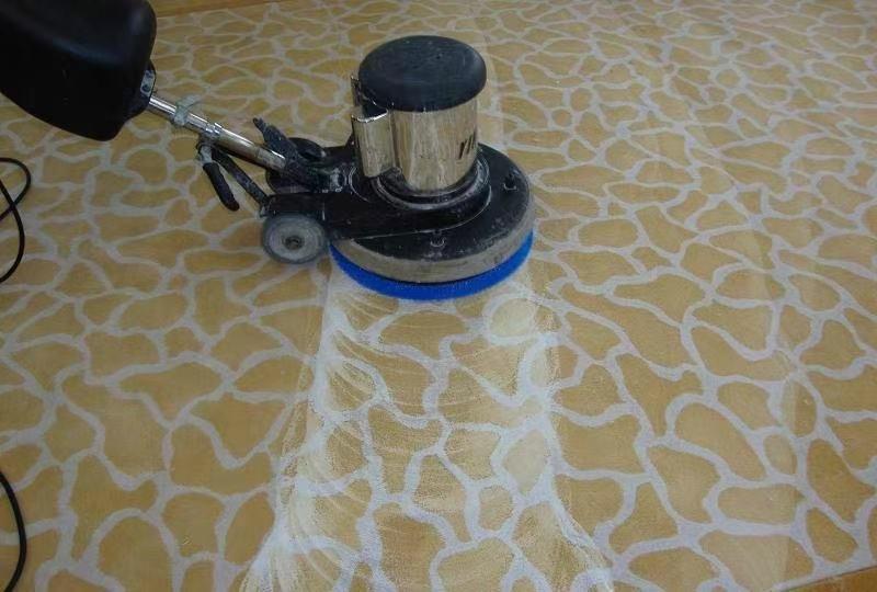 西安清洗餐厅地毯 地毯清洗环保规范