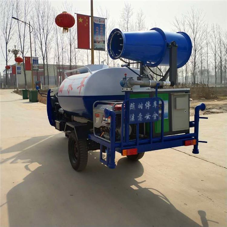 电动洒水车价格 15吨洒水车参数配置