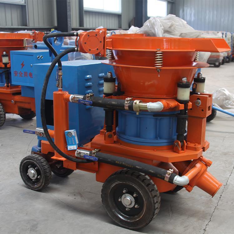 全自動小型混凝土噴漿機 220v小型噴漿機