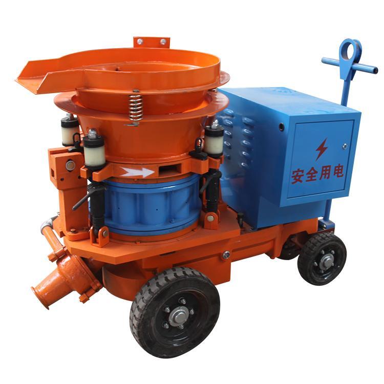 厂家直发混凝土喷浆机 小型喷浆机视频