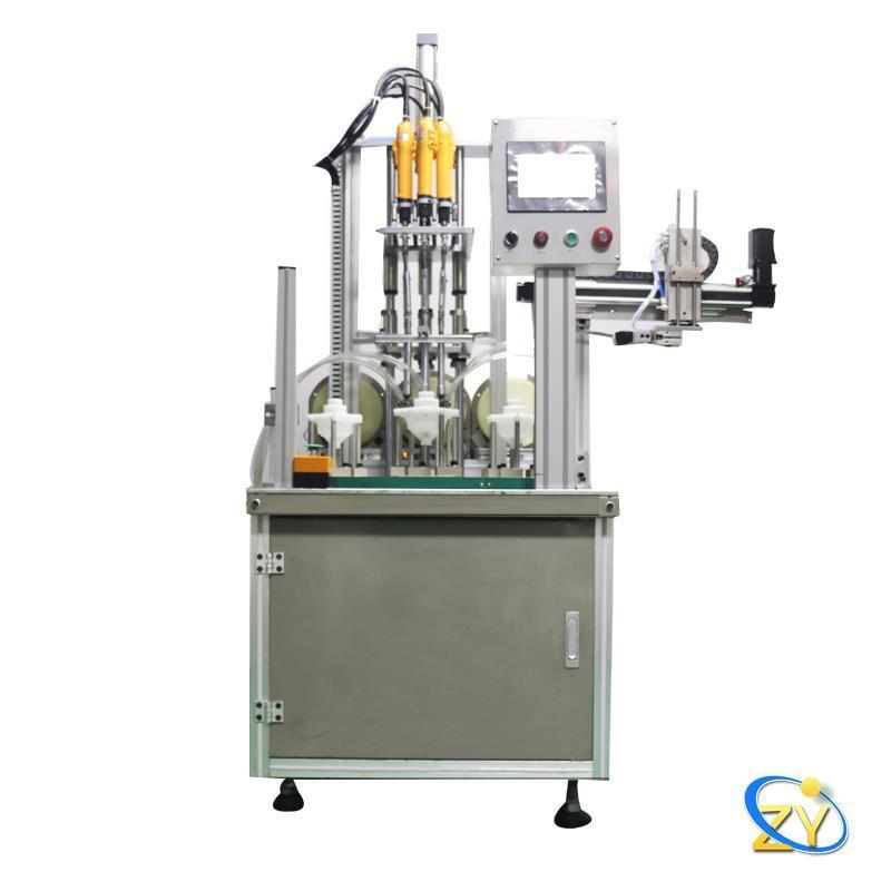 自動鎖螺絲機生產廠家 智能音響自動螺絲機 深圳自動鎖螺絲機工廠