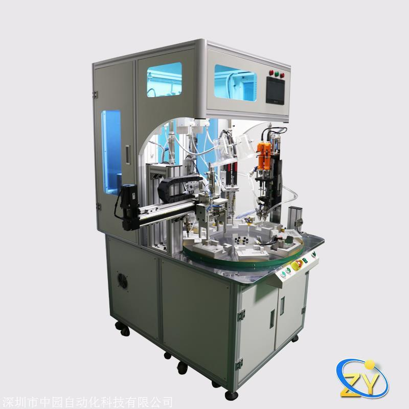 螺丝机设备 自动流水线螺丝机 宁波分公司