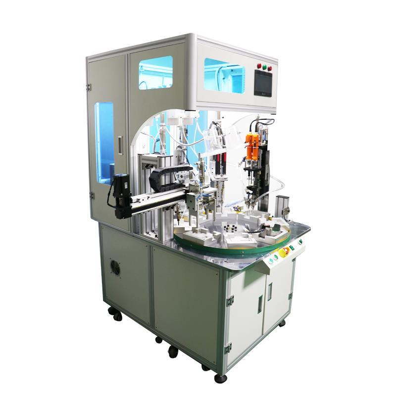 吹气式螺丝机 自动化送拧螺丝机设备 电动厂家定制