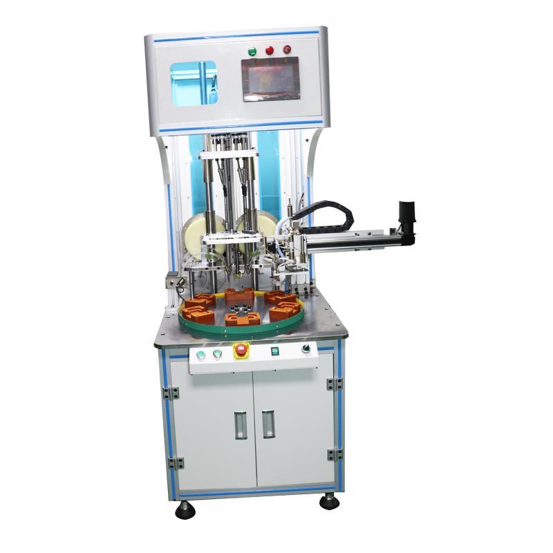 吹气式螺丝机 三轴螺丝机 送料器供给机