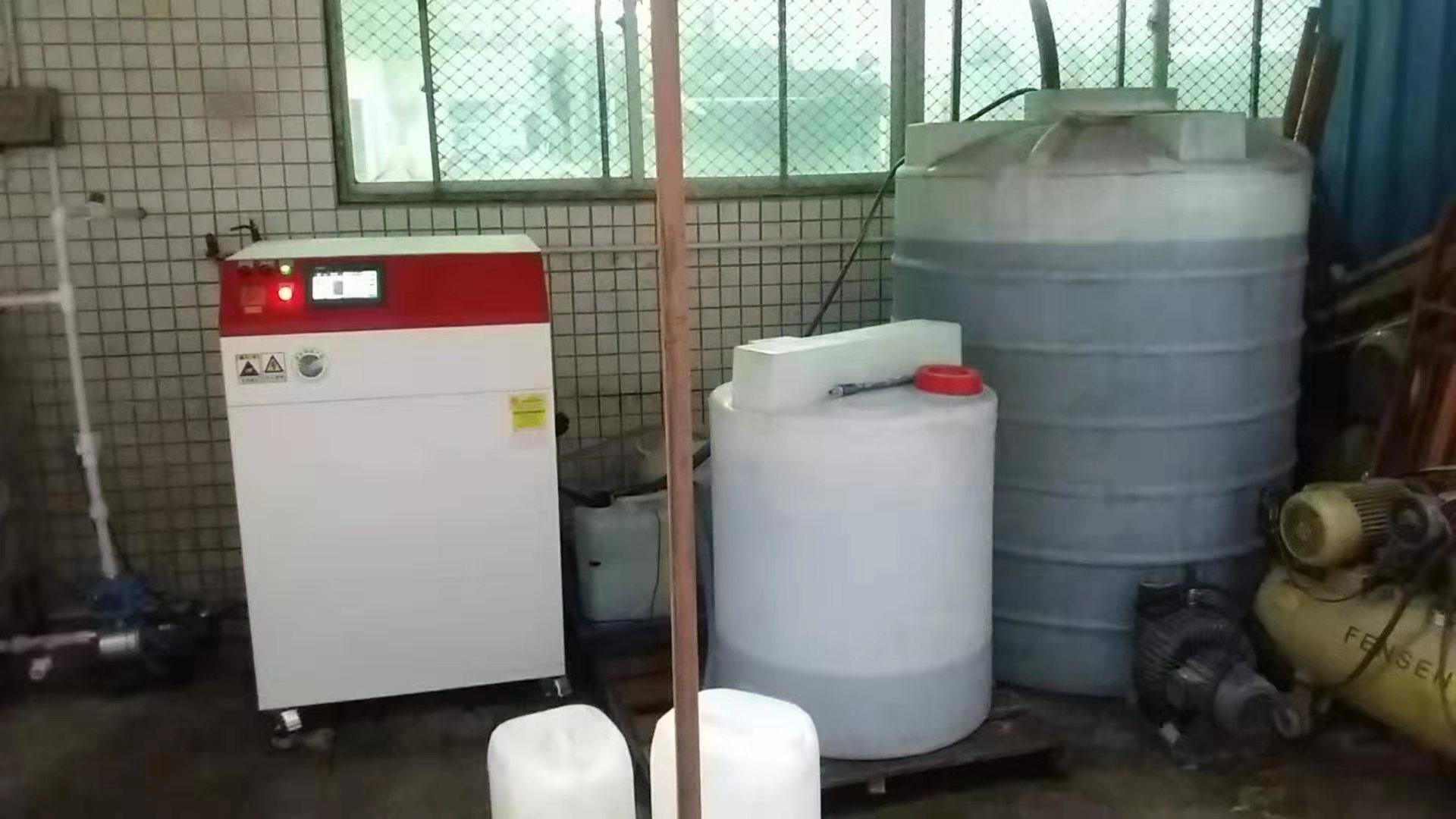 工业废水处理设备公司