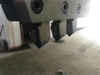 不銹鋼板刨槽機視頻