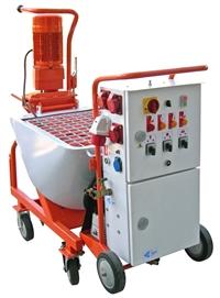老款噴漿泵制作方法 地泵和噴漿機構造一樣嗎
