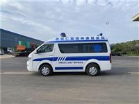 營口市福田救護車廠家G7轉運型救護車醫院救護車包上戶可辦分期