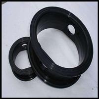 圆柱形橡胶弹簧橡胶缓冲垫 橡胶防尘帽橡胶包胶轮