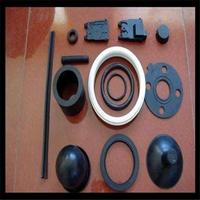 圆柱形橡胶弹簧橡胶弹性体 螺纹橡胶密封橡胶帽