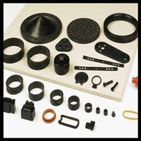 圆柱形橡胶弹簧橡胶缓冲垫 天然橡胶制品橡胶包胶轮