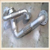 恒大生產 聚四氟乙烯波紋軟管 大口徑補償器 消防噴淋專用管