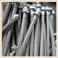 恒大貨源 雙層金屬波紋軟管不銹鋼補償器 消防噴淋專用管