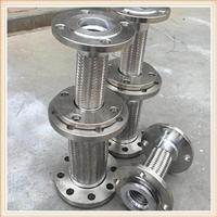 恒大生產 不銹鋼編織金屬軟管不銹鋼補償器 耐高溫蒸汽軟管