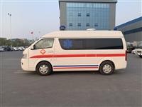 福田救护车 国六福田G7小型救护车 院后转运型 直销蚌埠市