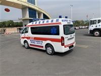 福田救护车 国六福田G7小型救护车 院后转运型 直销合肥市