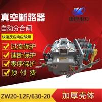 湖南ZW20-12F/630-20智能真空斷路器