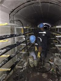 懷集電纜溝防水堵漏公司滲漏處理方法