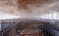 山西水泥厂大棚喷淋系统效果怎么样西安诺普达环保公司