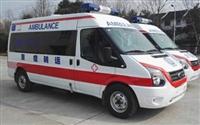 汕尾市救护车转院费用