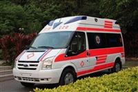 台州救护车出租中心  急救转院