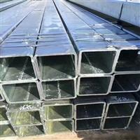 天河鍍鋅水管q235b 方管鍍鋅加工廠