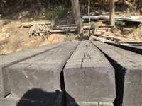 思茅地区垫木二手枕木多少一方