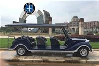 內蒙豪華12座電動老爺車