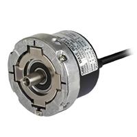 韩国AUTONICS模拟量输出正弦波编码器E58S耐高温正余弦旋转码盘