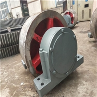 定制铸钢材质外置轴承250-1000烘干机托轮
