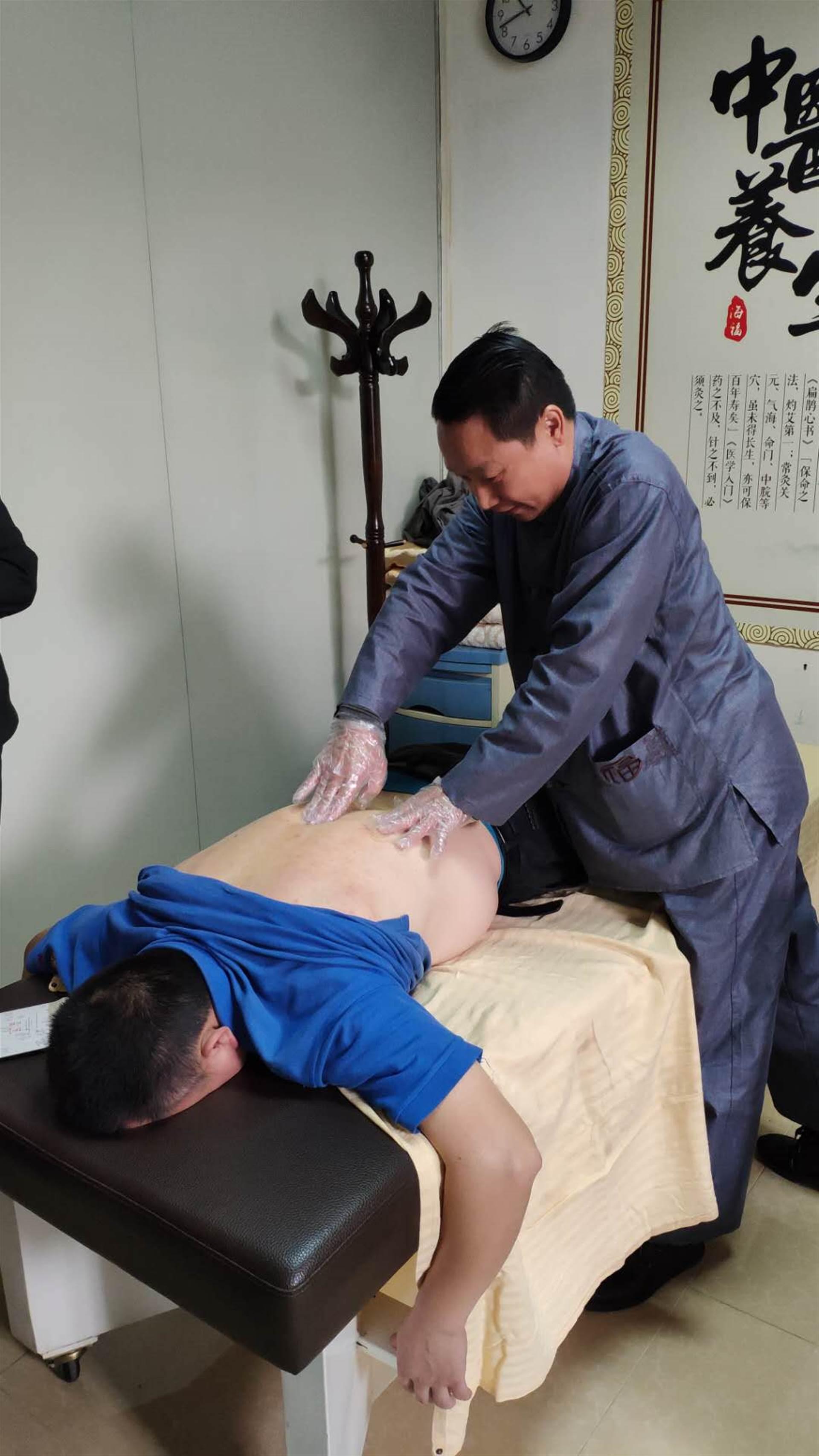 正骨培训,中医治疗,中医理疗