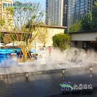 高压喷雾景观设备