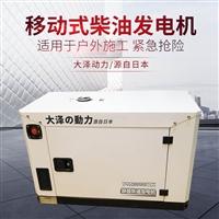 18kw靜音柴油發電機