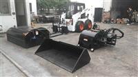 福建滑移装载机 滑移清扫车 多功能滑移装载机厂家 装载清扫车