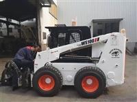 浙江滑移装载机 滑移清扫车 多功能滑移装载机厂家 装载清扫车