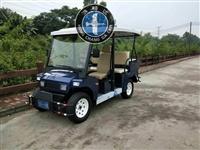 包頭4座電動高爾夫球車加高款領導觀光車