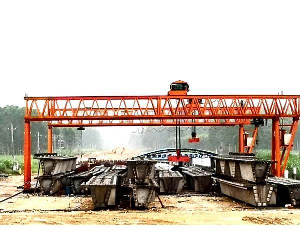 湖南株洲龙门吊租赁厂家 600吨大型造船龙门吊