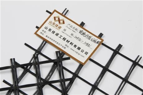 单向钢塑格栅描述