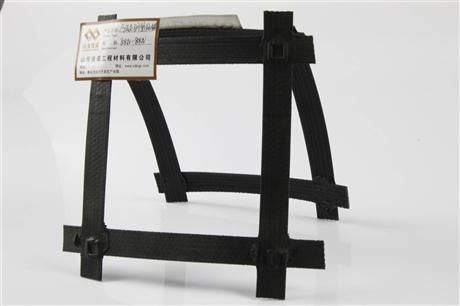 bopp钢塑格栅结构