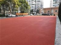 舟山市小区塑胶地面设计方案