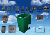 天津紅橋區鍍鋅板垃圾桶批發廠家
